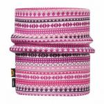 Buff - Шарф-труба JR & Child Reversible Polar Neckwarmer Diamonds Pink-Pink-Standard