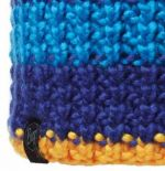Buff - Шарф-снуд Neckwarmer Knitted&Polar Fleece Jor