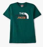 The North Face - Красивая детская футболка Y S/S Easy Tee