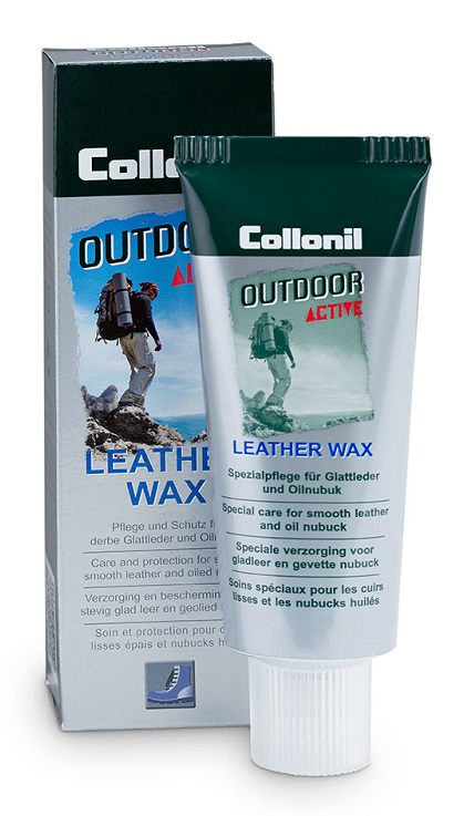 Collonil - Крем для обуви Outdoor Active Leather Wax